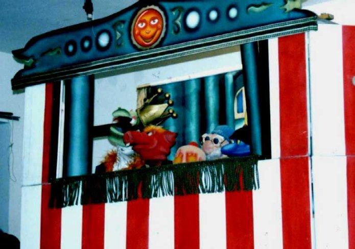 teatro de bonecos II
